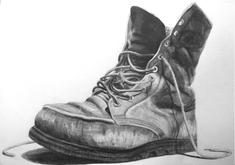 Shoe Drawing (due Friday)
